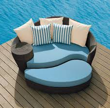 trendy outdoor furniture. contemporary and stylish dune daybed ottoman design for home outdoor furniture by barlow tyrie trendy s