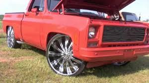 HoodRydez 1979 Chevy Truck - YouTube