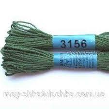 <b>Мулине Гамма 3156</b> Нитки для вышивания Россия <b>Gamma</b>, цена ...
