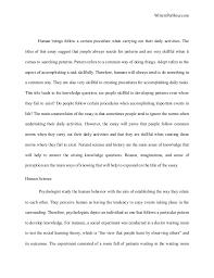 ib tok essay example   3