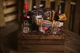 the brobasket gift baskets for men makers mark gift buffalo trace gift