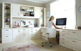 zen home office. Zen Home Office Astounding Interior Designs With White Color Beside And Double Desk . 4