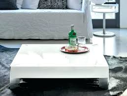 Modern coffee tables white Glossy White Coffee Table White Target Point High Gloss Square Handmade Contemporary Interior Design Ebay Uk Williambubenikinfo Table White Gloss Coffee Table