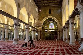 صور من داخل المسجد الاقصى... - تلفزيون فلسطين Palestine TV
