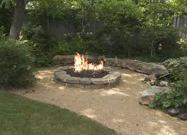 stone fire pit ideas. Backyard Landscaping Ideas-Attractive Fire Pit Designs [ Read More At Www.homesthetics.net/backyard-landscaing-ideas-attractive-fire-pit-designs/ Stone Ideas P