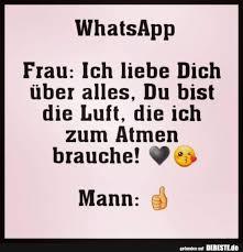 Whatsapp Frau Ich Liebe Dich über Alles Lustige Bilder