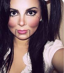 makeup ideas baby doll makeup baby doll face paint rag doll makeup ideas