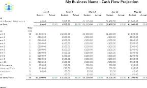 weekly cash flow projection template weekly cash flow forecast template free templates simple uk