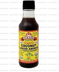 Bragg <b>Organic Coconut</b> Liquid <b>Aminos Seasoning</b>, 296 ml: Amazon ...