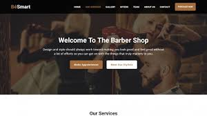 Barber Shop Website 25 The Most Stylish Barber Shop Wordpress Themes