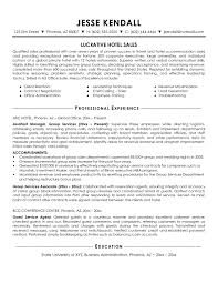 Sample Resume Of Sales Manager For Sales And Marketing New Ideas