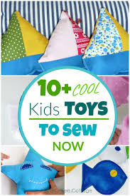 Free Sewing Patterns For Beginners Stunning 48 Cool Gifts For Kids You Can Sew AppleGreen Cottage