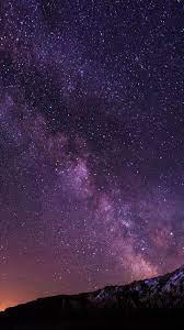 Milky Way Starry Sky Night 4K Ultra HD ...
