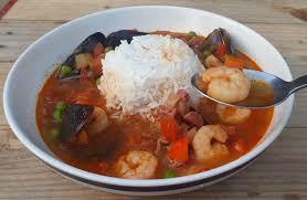 Easy Louisiana Seafood Gumbo