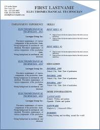 Templates For Resume Awesome Free CV Resume Templates 48 To 48 Free CV Template Dot Org