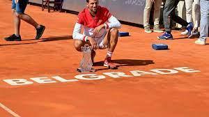 Novak Djokovic, the beloved sports hero ...