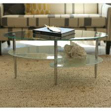 coffee tables glass oval coffee table nathan shades oak top for oval glass coffee table