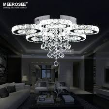 unique crystal led chandelier for modern led chandeliers light stainless steel crystal lamp for living bedroom amazing crystal led chandelier