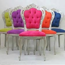 Bright Colored Chairs  Pinterest