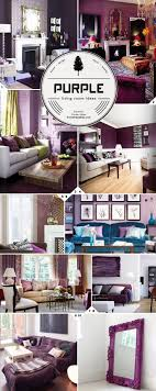 Purple Living Room Decor The Color Palette Purple Living Room Ideas And Design Tips