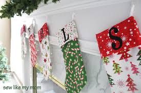Christmas Stocking Sewing Pattern Awesome Free Sewing Pattern Christmas Stockings I Sew Free