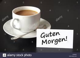 Kaffee Guten Morgen