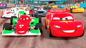 francesco bernoulli and lightning mcqueen. CARS Lightning Mcqueen Racing Francesco Bernoulli In An Epic Race YouTube And