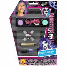 monster high spectra vondergeist makeup kit halloween accessory walmart