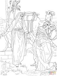 Moses Coloring Pages Ruva