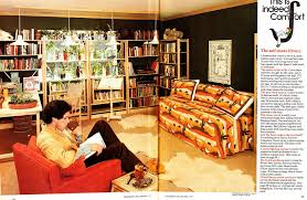 1970S Interior Design Stunning Go Inside The Trippy Apartments Of 48s Urban Dwellers 48sqft