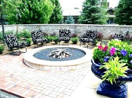 fire pit glass stones home depot