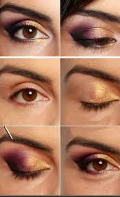 party look tutorial beegorgeous easy eye makeup for brown eyes