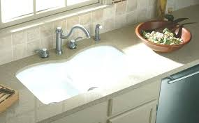Kitchen Sink Farmhouse Style Quartz Composite Sinks Cleaning Inspiring  Granite Vs Stainless Steel16