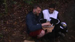I\u0027m A Celebrity first as Amir Khan and Iain Lee STEAL Dingo Dollar ...