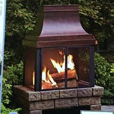 heirloom outdoor fireplace insert kit sunjoy replacement