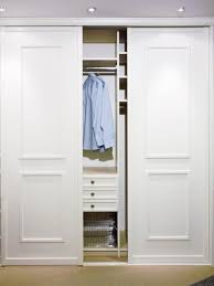 Incredible Design Closet Door Ideas comes with Built In Closet and ...