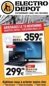 Electro Depot Catalogue 15 Novembre 2 Décembre 2012 By