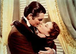 Image result for gone with the wind still shots with rhett and scarlett