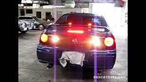 Chevrolet Impala POV Tail lights flasher - YouTube