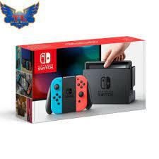 Shop bán Cách mua Bộ máy chơi game Nintendo Switch With Neon Blue Red  Joy-Con giá chỉ 7.190.000₫   Nintendo, Chơi game, Nintendo 3ds