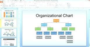 Organization Chart Download Organization Chart Template Excel