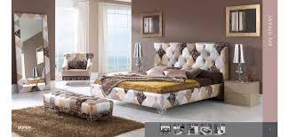 leather headboard bedroom set sets