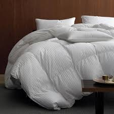 the company legends luxury baffled damask super light warmth white full down comforter