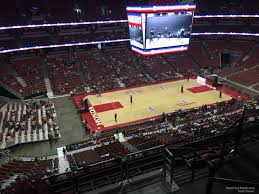 Honda Center Section 414 Basketball Seating Rateyourseats Com