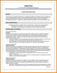 Sample Law Enforcement Resume Objectives Attorney Tweetspie Ideas