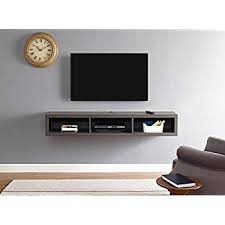 Martin Furniture IMSE360S Floating TV Console, 60