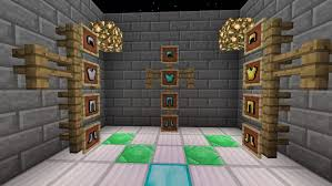 how to make a fireplace in minecraft with armor stands image