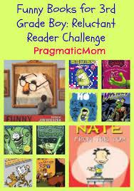 funny 3rd grade boy books funny 3rd grade books for boys