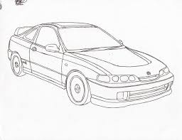 Small Picture Jdm Car Coloring Pages Coloring Pages