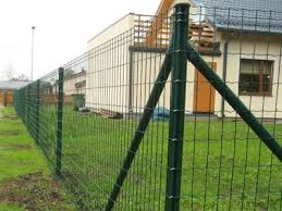 2x4 welded wire fence. Euro Fence Is A Kind Of High Welded Mesh, PVC Coated Galvanized Wire, 2x4 Wire
